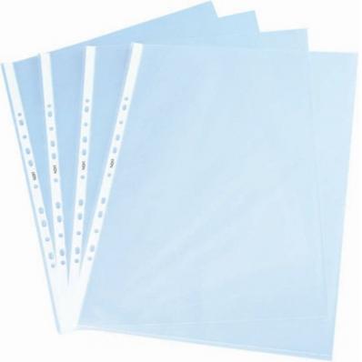 Folie protectie A4 35mic transparenta 100 buc/set, NOKI