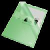 Folie protectie A4 deschidere L 105mic verde, ESSELTE
