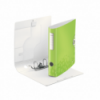 Biblioraft dublu plastifiat 50mm 180° verde metalizat, LEITZ Active