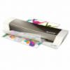 Laminator A4 80-125mic gri, LEITZ iLam Home Office