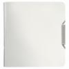 Biblioraft dublu plastifiat 75mm 180° alb arctic, LEITZ Active Style