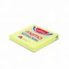 Notes adeziv 76x76mm galben pal 100 file, NOKI