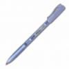 Pix cu gel 0.5mm albastru, FABER-CASTELL CX5
