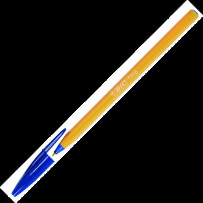 Pix de unica folosinta 0.7mm albastru, BIC Orange