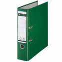 Biblioraft plastifiat 80mm 180° verde, LEITZ