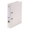 Biblioraft dublu plastifiat 50mm alb, ELBA Smart Pro