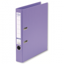 Biblioraft dublu plastifiat 50mm violet, ELBA Smart Pro