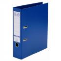 Biblioraft dublu plastifiat 80mm albastru, ELBA Smart Pro