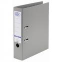 Biblioraft dublu plastifiat 80mm gri, ELBA Smart Pro