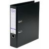Biblioraft dublu plastifiat 80mm negru, ELBA Smart Pro