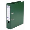 Biblioraft dublu plastifiat 80mm verde, ELBA Smart Pro