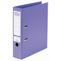 Biblioraft dublu plastifiat 80mm violet, ELBA Smart Pro