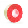 Eticheta pret 26x12mm rosie 1500/rola