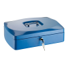 Caseta bani metalica 330x235x90mm albastra, ALCO