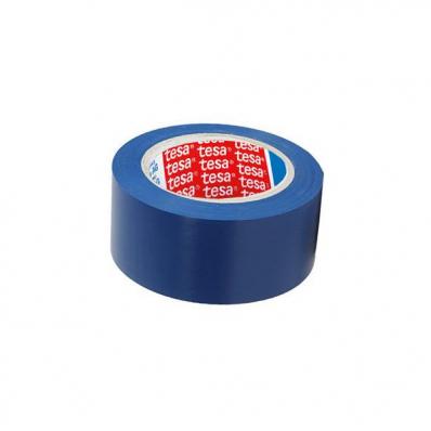 Banda adeziva pentru marcare 50mm x 33m albastra, TESA