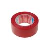Banda adeziva pentru marcare 50mm x 33m rosie, TESA