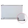 Tabla magnetica alba (whiteboard) 60x90cm rama aluminiu, OPTIMA
