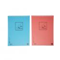 Blocnotes A4 cu spira 50 file dictando, PIGNA Basic