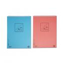 Blocnotes A4 cu spira 50 file matematica, PIGNA Basic