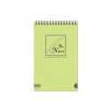 Blocnotes A5 cu spira 50 file matematica, PIGNA Basic