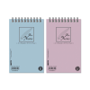 Blocnotes A6 cu spira 50 file dictando, PIGNA Basic