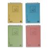 Blocnotes A6 cu spira 50 file matematica, PIGNA Basic