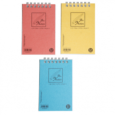 Blocnotes A6 cu spira 50 file veline PIGNA Basic