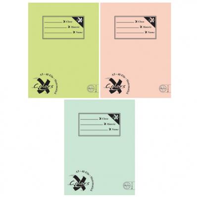 Caiet A5 48 file matematica, PIGNA Basic
