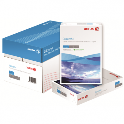 Carton SRA3 250g/mp 125 coli/top alb, XEROX Colotech