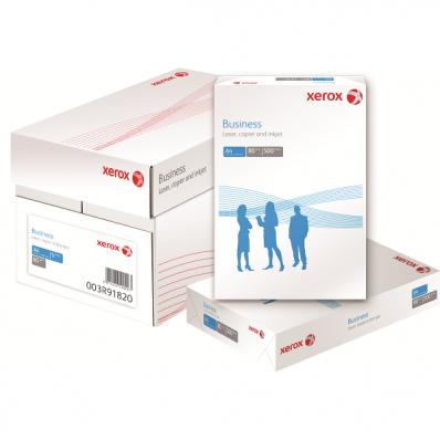Hartie copiator A4 80g/mp 500 coli/top alba, XEROX Business
