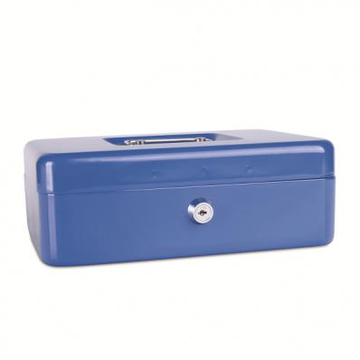 Caseta bani 250x180x90mm albastra, DONAU