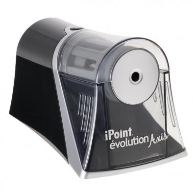 Ascutitoare electrica cu autostart/stop neagra, WESTCOTT iPoint Evolution Axis