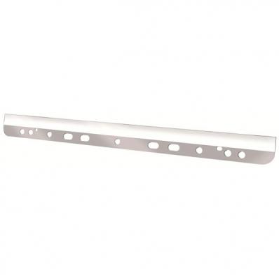 Alonja indosariere adeziva plastic transparent A4 100 buc/set, Q-CONNECT