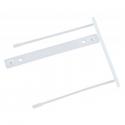 Alonja arhivare 100 buc/set, Q-CONNECT Z-Clip