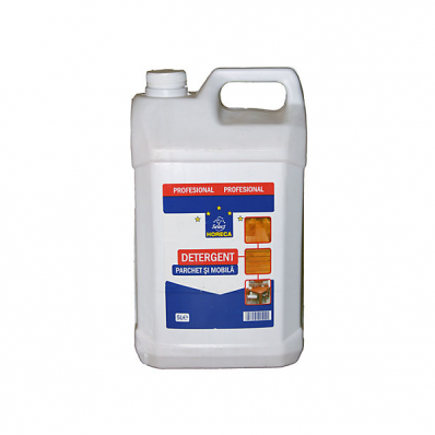 Detergent lichid pentru suprafete din lemn 5l, HORECA SELECT