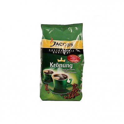 Cafea macinata 1000 g/punga, JACOBS Kronung Professional