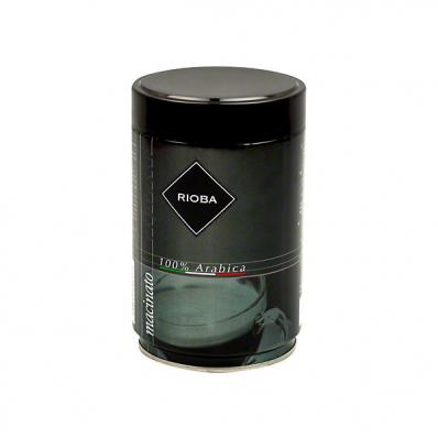 Cafea macinata 250 g/cut, RIOBA Platinum