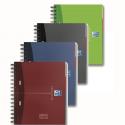 Caiet A4+ cu spira 120 file dictando 4 subiecte, OXFORD Essentials