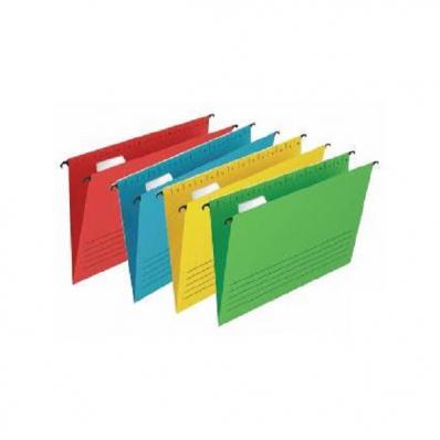 Dosar suspendabil verde, ELBA Verticflex