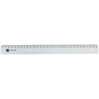 Rigla plastic 30cm, ALCO