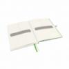 Caiet 187x242mm (iPad) 80 file matematica 100g/mp coperti rigide alb, LEITZ Complete