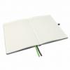 Caiet A4 80 file matematica negru, LEITZ Complete
