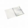 Caiet A4 cu spira 80 file dictando coperti PP verde metalizat, LEITZ Be Mobile WoW