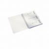 Caiet A4 cu spira 80 file matematica coperti PP mov metalizat, LEITZ Be Mobile WoW