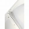 Caiet A4 cu spira 80 file matematica coperti PP verde metalizat, LEITZ Get Organized WoW