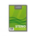Blocnotes A5 cu spira 72 file dictando, AURORA Office