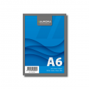 Blocnotes A6 100 file matematica, AURORA Office