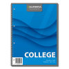 Caiet A4 cu spira 80 file matematica, AURORA College