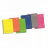 Caiet A4 cu spira 80 file matematica coperti PP, FABER-CASTELL