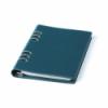Agenda nedatata 14x21.2cm coperta PR3 albastru, EGO Porto